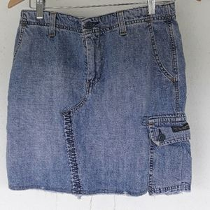 Lucky Brand mini. Jean skirt